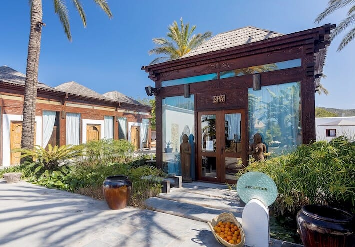 Hotels We Love: Atzaró Agroturismo, Ibiza - Atzaro Spa (Ph. Atzaro)