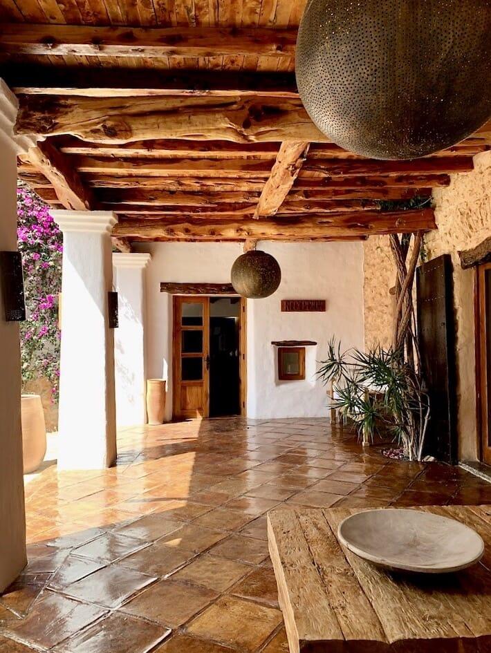Atzaró Ibiza: Redesigning Summer 2020 - Reception (Ph. Alessandro Garzi)