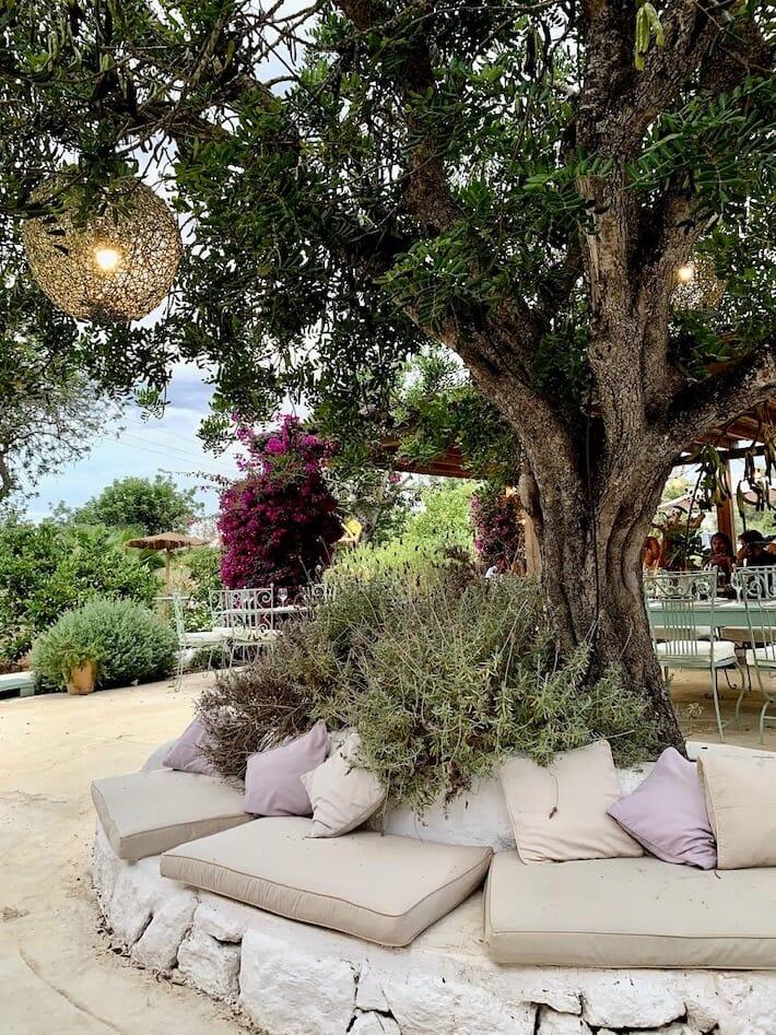 Atzaró Ibiza: Redesigning Summer 2020 - Aubergine by Atzaró (Ph. Alessandro Garzi)