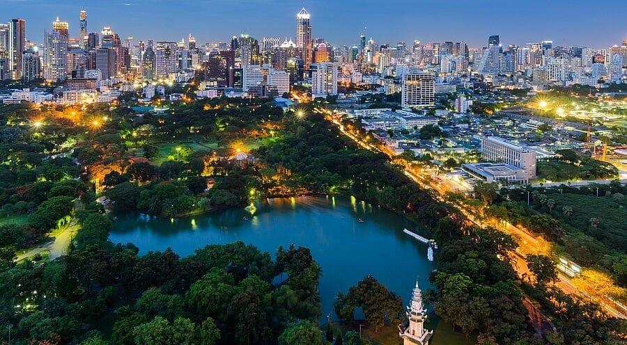 Guida Bangkok - Lumpini Park