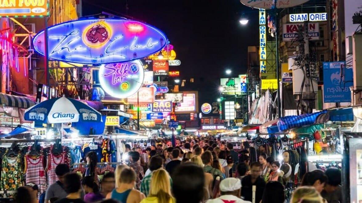 Guida Bangkok - Khao San Road