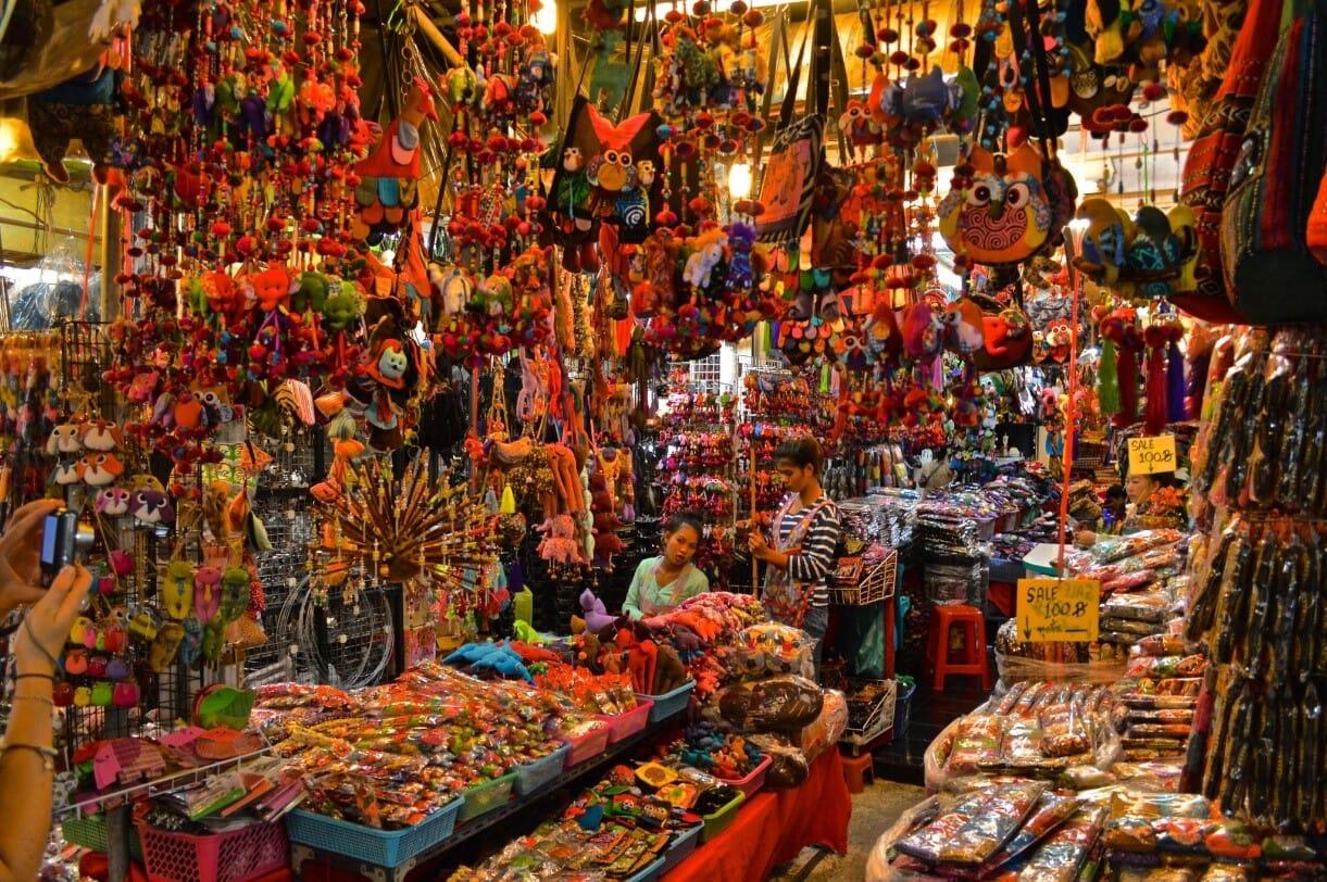 Guida Bangkok - Chatuchak Weekend Market