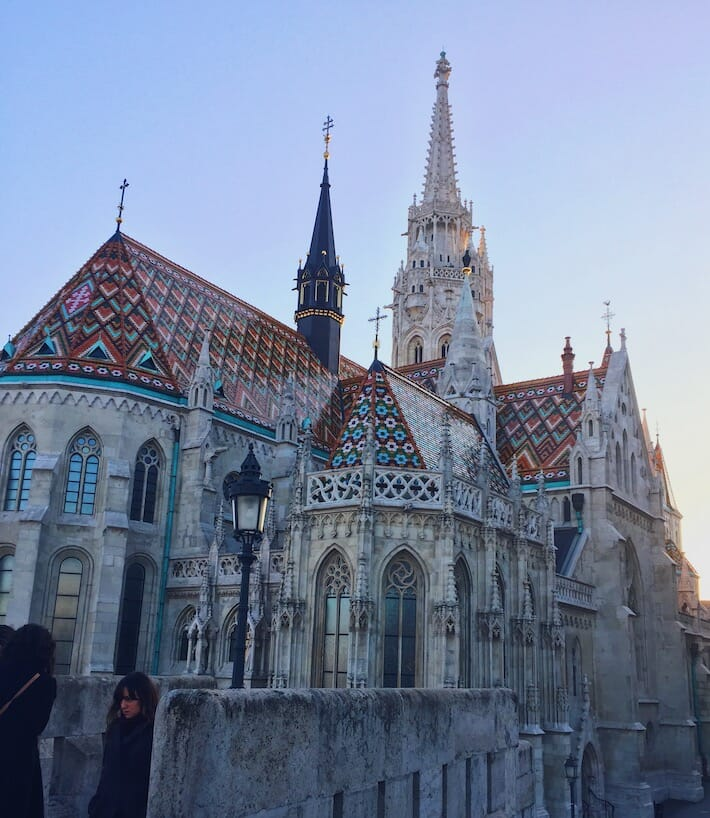 Three Days in Budapest - St. Matthias Church (Ph. by Sara Pasino)