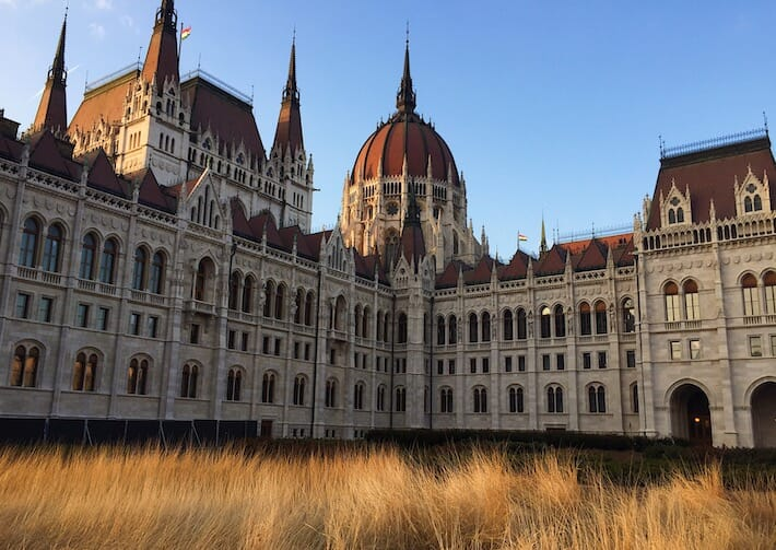 Three Days in Budapest - The Parliament (Ph. by Sara Pasino)