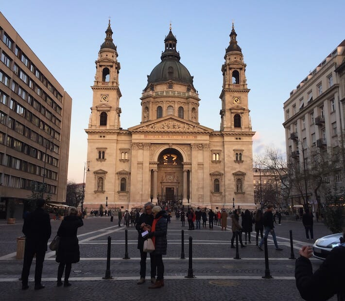 Three Days in Budapest - St. Stephen Basilica (Ph. by Sara Pasino)