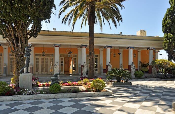Corfu Must See - Achilleion