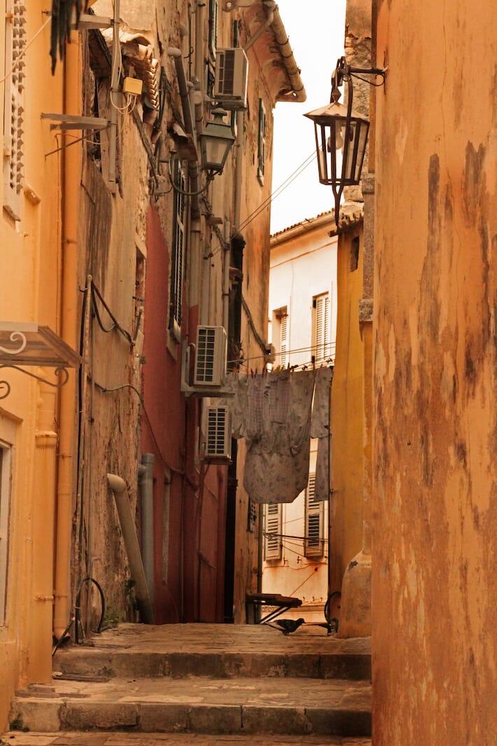 Una giornata a Corfù - La capitale (Ph. by Valentina Contavalle)