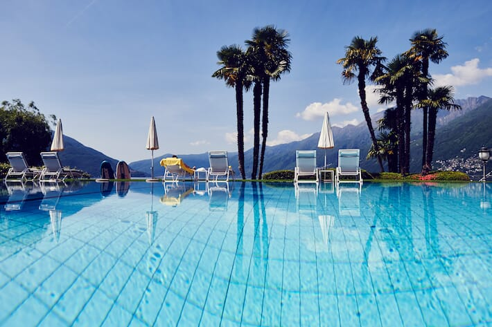 Hotels We Love: Eden Roc Ascona