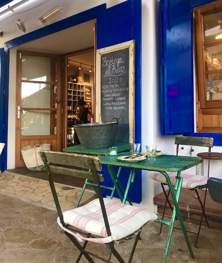 Bottega il Buco Ibiza (Ph. Alessandro Garzi)