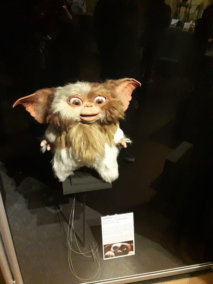 Lione Cosa vedere in 48 ore - Un Mogwai (Gremlins) al Museo del Cinema