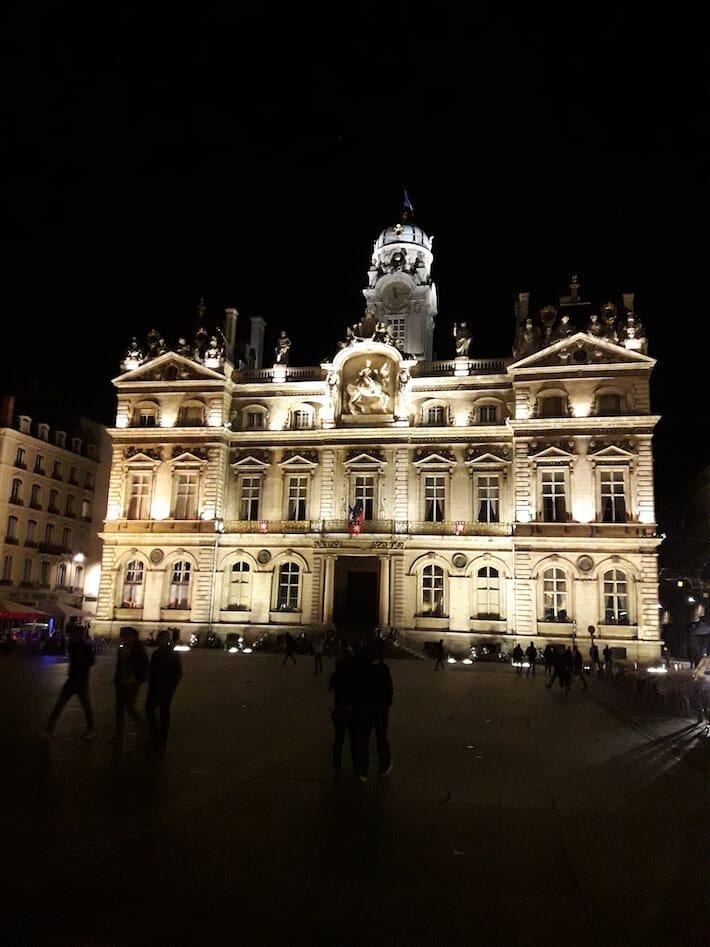 Lione Cosa vedere in 48 ore - Hôtel de Ville
