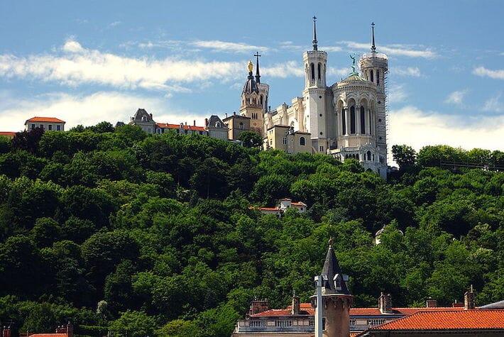 Lione Cosa vedere in 48 ore - Basilique de Fourvière
