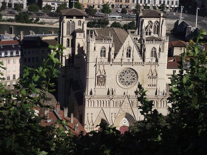Lione Cosa vedere in 48 ore - Cathédral de Lyon