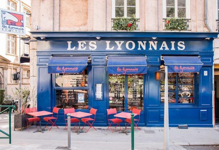Lione Cosa vedere in 48 ore - Les Lyonnais