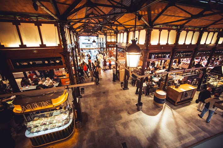 Discover Madrid and Its Surroundings: The Weekend Guide - Mercado de San Miguel (Ph. by Gracia Querejeta)