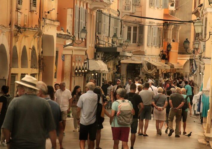 Reportage sulla Grecia - Shopping a Corfù (Ph. by Valentina Contavalle)