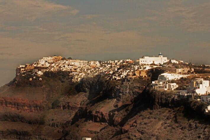 Thera - Santorini e il Mediterraneo (Ph. by Valentina Contavalle)