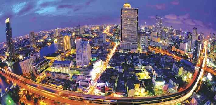Guida Bangkok - Silom