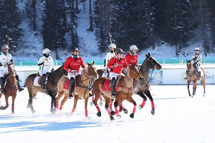 Snow Polo St Moritz (Ph. Attire Club)
