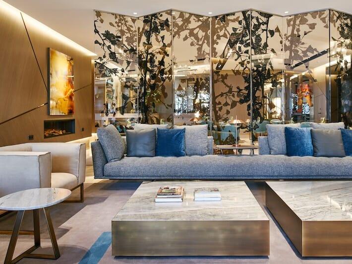 VP Plaza España Design - Reception