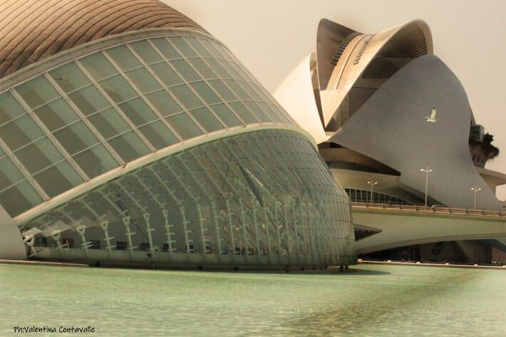 Valencia da vedere - Ciutat de les Arts i les Ciències