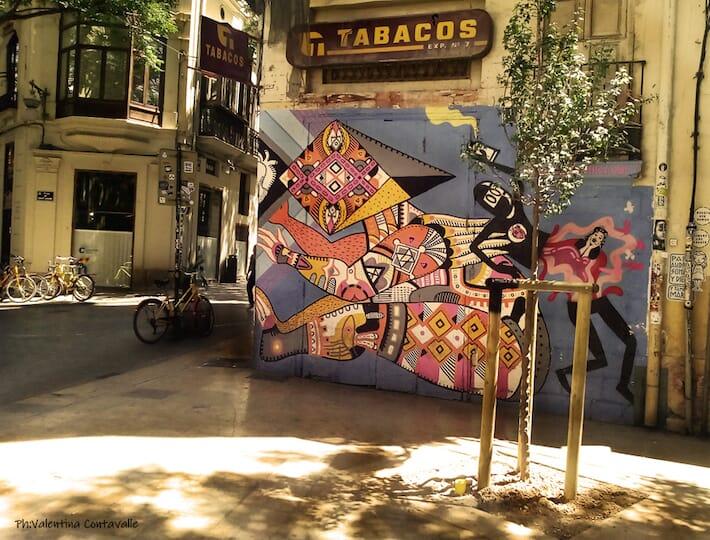 What to do in Valencia - Barrio del Carmen