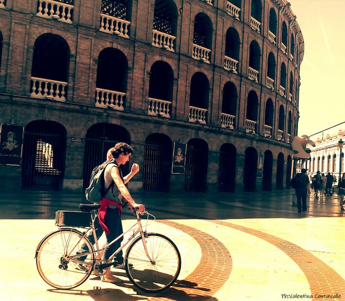 Valencia da vedere - Plaça des Bous