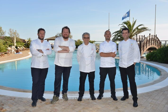 Best Restaurants in Versilia - The Chefs of Versilia Gourmet 2019/20
